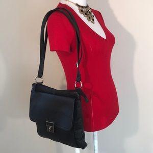 NWOT! Rosetti Faux Leather Handbag